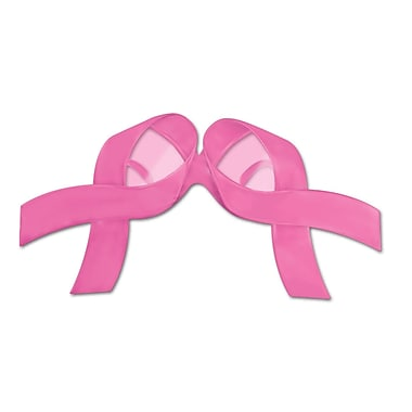 Pink Ribbon Fanci-Frames, One Size Fits Most, 2/Pack