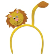 Beistle Adjustable Lion Headband