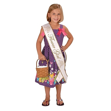 Flower Girl Satin Sash, 27