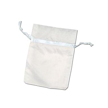 Sac-cadeaux ivoire, 3 1/2 x 4 3/4 po, paquet de 30