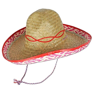 Sombrero, One Size Fits Most, 2/Pack