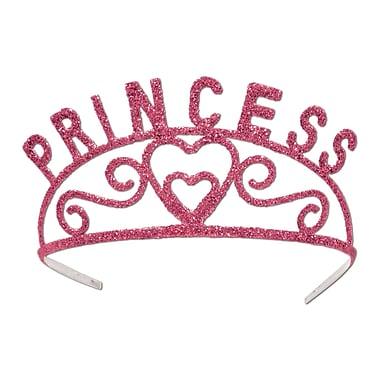 Beistle Princess Tiara, Pink