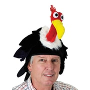 Plush Vulture Hat, One Size Fits Most
