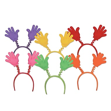 Soft-Touch Hi-Five Boppers, One Size Fits Most, 4/Pack