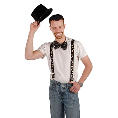 Beistle Awards Night Adjustable Suspenders