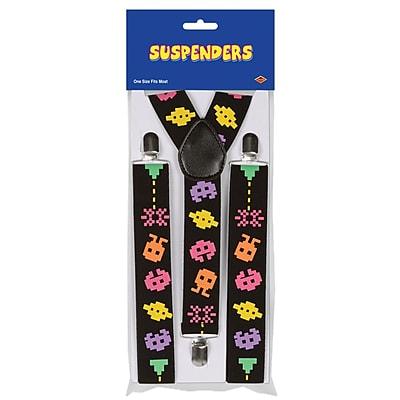 Beistle Arcade Suspenders, 2/Pack