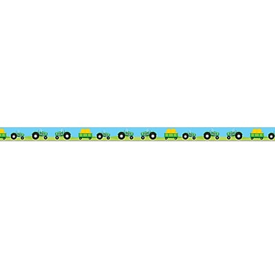 """""""""""Beistle 3"""""""""""""""" x 20' Tractor Party Tape, 5/Pack"""""""""""" 1071257"""