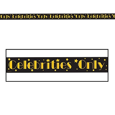 Celebrities Only Party Tape, 3