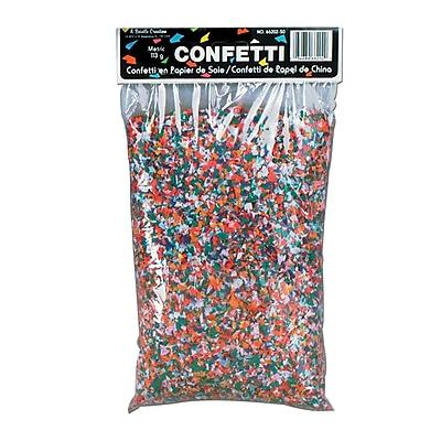 Beistle Tissue Confetti, Multicolor, 18.75/Pack
