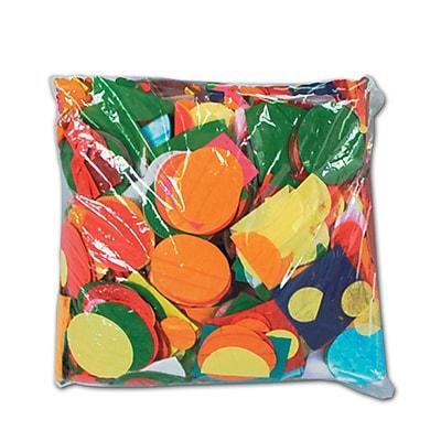 Beistle Arcade Confetti, Multicolor, 24/Pack