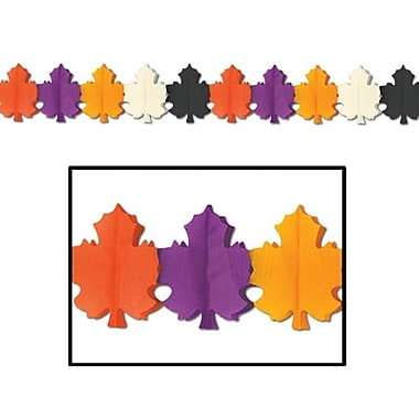 Designer Fall Leaf Garland, 9