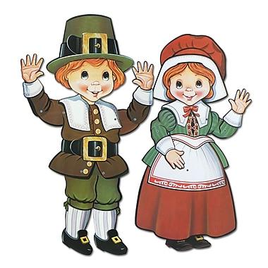 Jointed Pilgrim Boy & Girl, 25