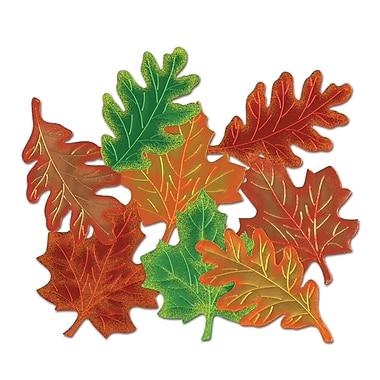 Foil Leaf Silhouettes, 16