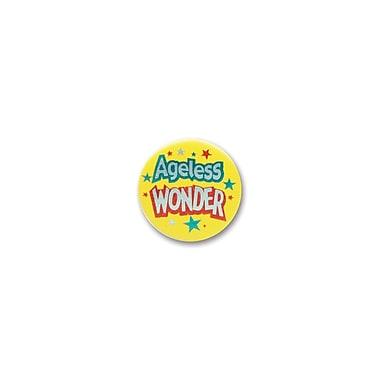 Ageless Wonder Satin Button, 2