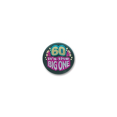 60 It's The Big One Satin Button, 2