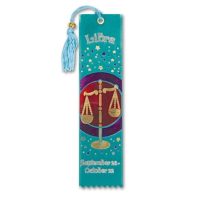 Beistle Libra Bookmark, 2
