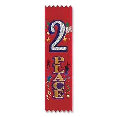 2nd Place Value Pack Ribbons, 1-1/2