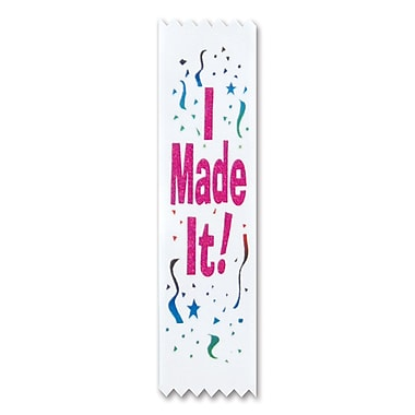 I Made It! Value Pack Ribbons, 1-1/2