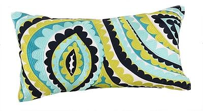 Trina Turk Super Paradise Decorative Lumbar Pillow