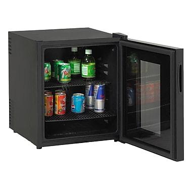 Avanti® Deluxe Beverage Cooler, 1.7 cu. ft., Black