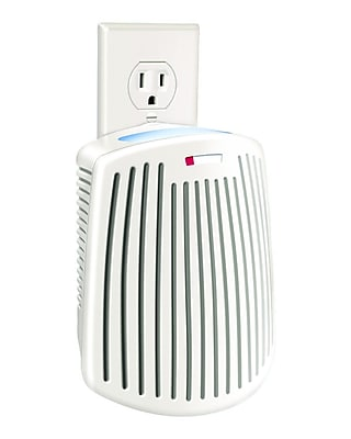 Hamilton Beach TrueAir Plug-Mount Odor Eliminator, White 46027