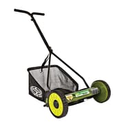 "Snow Joe® Mow Joe 16"" Manual Reel Mower With Grass Catcher"