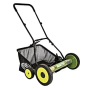 "Snow Joe® Mow Joe 20"" Manual Reel Mower With Grass Catcher"