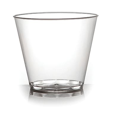 Fineline Settings Savvi Serve 409-CL Clear Old-Fashioned Tumbler