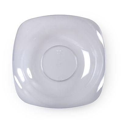 Renaissance Plastic Rounded Square China-Like Bowl 12 Oz.