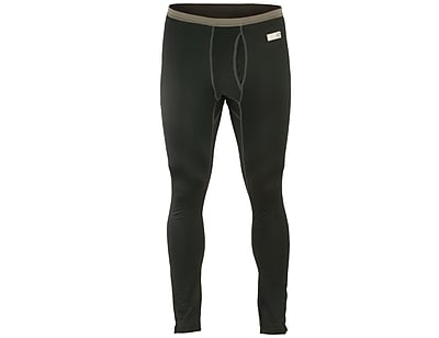 Ergodyne® CORE Performance Work Wear® 6480 Base Layer Thermal Bottoms, Black, 3XL