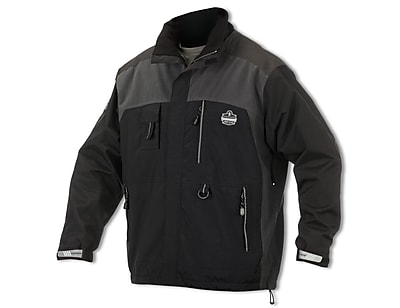 Ergodyne® CORE Performance Work Wear® 6465 Outer Layer Thermal Jacket, Black, 3XL