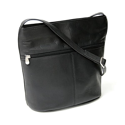 Royce Leather Women's Vaquetta All Purpose Tote Black