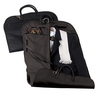 Royce Leather – Housse pour ordinateur portatif, noir