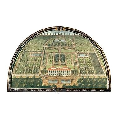 Villa di Castello de Van Utens, toile, 24 x 36 po