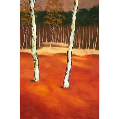 SilverBirch I by Reynolds, Canvas, 24