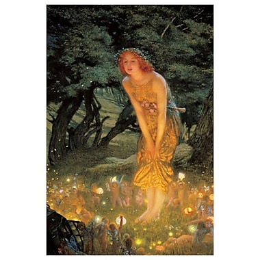 Midsummer Dream de Warren, toile, 24 x 36 po
