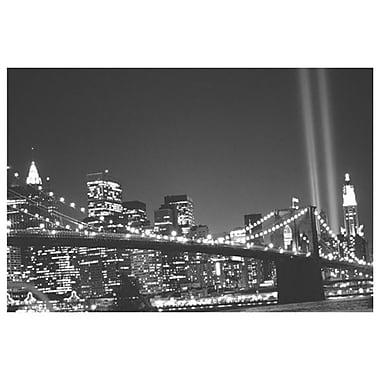 New York (black & white), Canvas, 24
