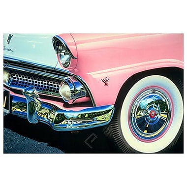 Ford Fairlane '58 de Reynolds, toile, 24 x 36 po