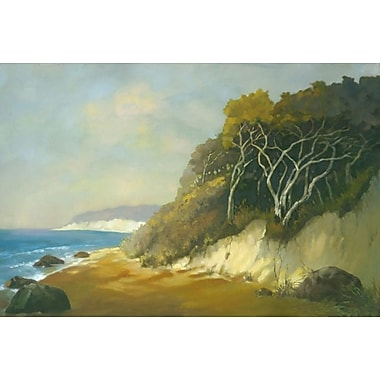 Northern Shore I de Reynolds, toile, 24 x 36 po