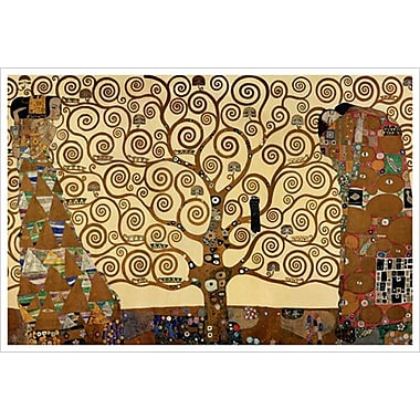 The Tree of Life de Klimt, toile, 24 x 36 po