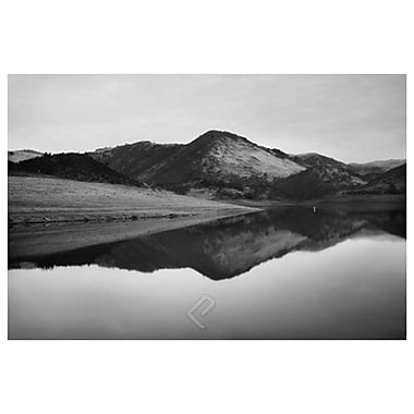 Emigrant Lake de Settle, toile, 24 x 36 po