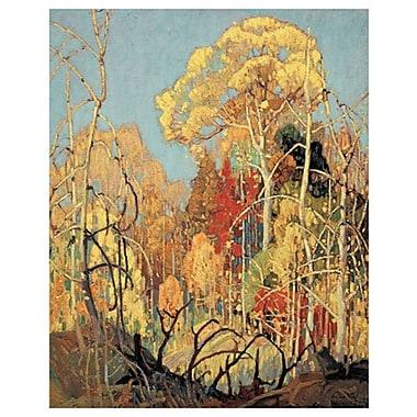 Carmichael - Autumn in Orillia by Carmichael, Canvas, 24