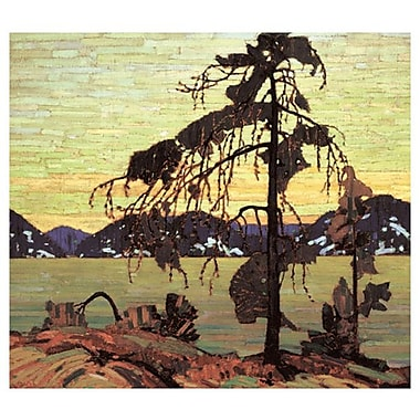 Thomson The Jack Pine by Thomson, Canvas, 24