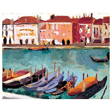 Heward Scene of Venice by Heward, Canvas, 24