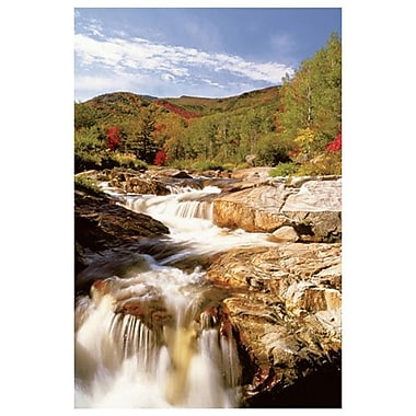 Ausable River - New York, Stretched Canvas, 24