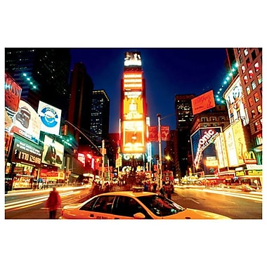 New York Times Square, Stretched Canvas, 24