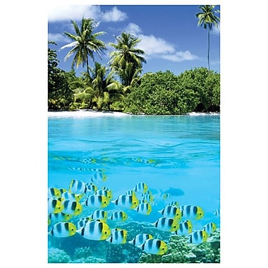 Tropical Scenery II, Stretched Canvas, 24