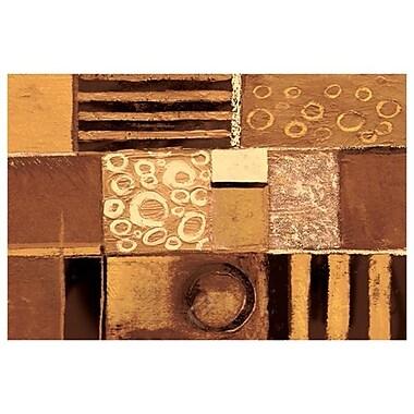 Mucha Mocha de Greenfield, toile, 24 x 36 po