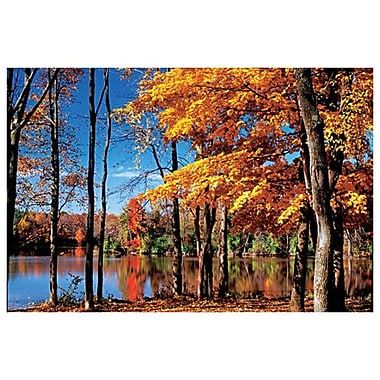 Fall Scene In Ohio 12 by Sellers, Canvas, 24