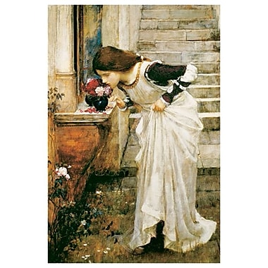 The Shrine by Waterhouse, Canvas, 24